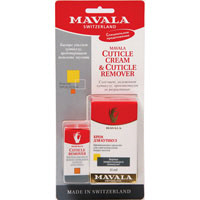 "Набор ""Cuticle Cream & Cuticle Remover"""